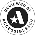 Reviewed by Accessible 360 Logo