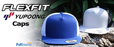 Not Just for Baseball - FlexFit and Yupoong Hats & Caps