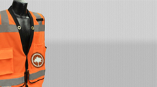 Custom Logos Safety Vests