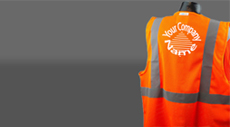 Custom Screen Printing Safety Vests