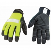 Youngstown Safety Lime Utility Gloves