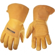 Youngstown Leather Utility Gloves - Wide Cuffs