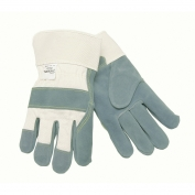 Memphis 1500K Select Shoulder Leather Gloves - Canvas Back - 2.5\