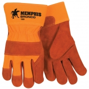 Memphis 1680 Bronco Leather Palm Gloves - 2.5\