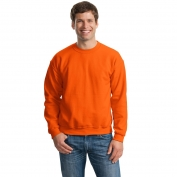 Gildan 18000 Heavy Blend Crewneck Sweatshirt - Orange