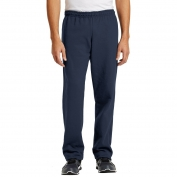Gildan 18400 Heavy Blend Open Bottom Sweatpants - Navy