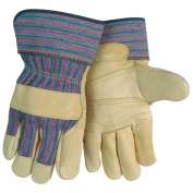 Memphis 1931 Economy Patch Palm Leather Gloves - 2.5\