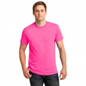 Gildan 2000 Ultra Cotton T-Shirt - Safety Pink