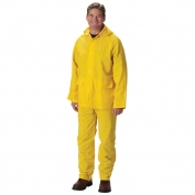 PIP 201-350 Falcon Premium 3-Piece Rainsuit - .35mm Thickness
