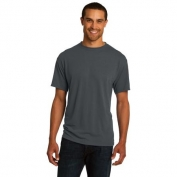 Jerzees 21M Sport 100% Polyester T-Shirt - Charcoal Grey