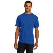 Jerzees 21M Sport 100% Polyester T-Shirt - Royal