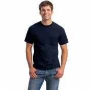 Gildan 2300 Ultra Cotton T-Shirt with Pocket - Navy