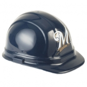 Milwaukee Brewers MLB Hard Hat