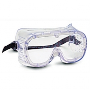 Bouton 550 Softsides Goggles - Direct Vent Frame - Clear Anti-Fog Lens