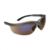 Bouton Hi-Voltage AC Safety Glasses - Black Frame - Gray Lens