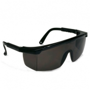 Bouton Hi-Voltage ARC Safety Glasses - Black Frame - Gray Lens