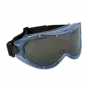 Bouton Contempo Goggles - Clear Frame - Smoke Anti-Fog Lens
