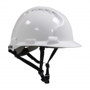 JSP MK8 Evolution for Linesman ANSI Type II Hard Hat - White