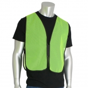 PIP 300-0800 Non ANSI Mesh Safety Vest - Yellow/Lime