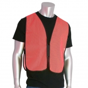 PIP 300-0800 Non ANSI Mesh Safety Vest - Orange