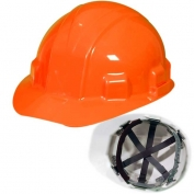 Jackson 14419 Sentry III Hard Hat - Pinlock Suspension - Orange