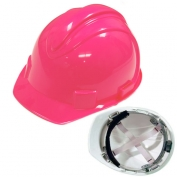 Jackson 20403 Charger Hard Hat - Ratchet Suspension - Neon Pink