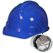 Jackson 20406 Charger Hard Hat - Pinlock Suspension - Blue