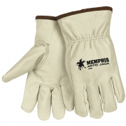 Memphis 3460 Artic Jack Premium Grain Pigskin Leather Driver Gloves - Thermosock Lined