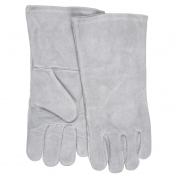 Memphis 4152 Regular Grade Shoulder Welder Gloves - Cotton Lined - Wing Thumb