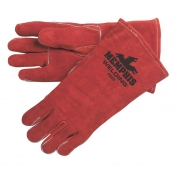 Memphis 4320 Premium Select Shoulder Leather Welder Gloves - Sewn with Kevlar
