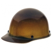 MSA 475395 Skullgard Hard Hat -  Fas-Trac Suspension - Tan