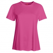 Hanes 4830 Ladies Cool Dri Performance T-Shirt - Wow Pink