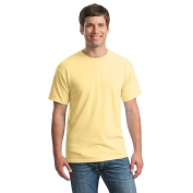 Gildan 5000 Heavy Cotton T-Shirt - Yellow Haze