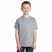 Hanes 5450 Youth Tagless Cotton T-Shirt