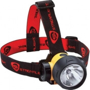 Streamlight Headlamp, with White LEDs - Yellow