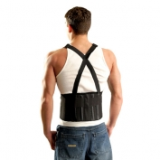 OccuNomix The Mustang Back Support with Suspenders