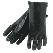Memphis 6300 Single Dipped PVC Coated Gloves - Smooth Finish - 14