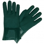 Memphis 6422 Double Dipped PVC Coated Gloves - Jersey Lined - 12