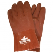 Memphis 6451S Premium PVC Coated Gloves - Double Dipped - 10