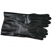 Memphis 6528S Double Dipped PVC Coated Gloves - Sandy Finish - 18