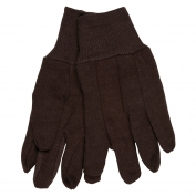 Memphis 7100P Cotton Jersey Gloves - Clute Pattern - Knit Wrist