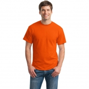 Gildan 8000 DryBlend T-Shirt - Orange