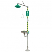 Haws 8300-8309 AXION MSR Emergency Shower and Eye/Face Wash