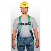 Miller HP (High Performance) Non-Stretch Harness Pull-Down Adjustment Style