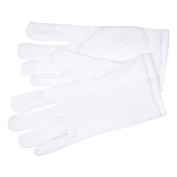 Memphis 8781 Inspection Gloves - Heavy Weight Cotton - Reversible