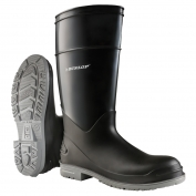 Dunlop 89680 PolyGoliath Plain Toe Rubber Boots