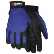 Memphis 900 Multi-Task Gloves  - Clarino Synthetic Leather Palm - Spandex Back