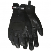 Memphis 907 Multi-Task Gloves - Synthetic Palm with Silicone Web Grip
