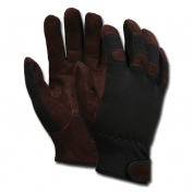 Memphis 920 Multi-Task Gloves - Economy Leather Palm - Adjustable Wrist Closure