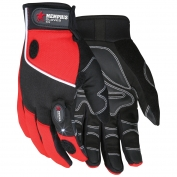 Memphis 924 Multi-Task Gloves - Synthetic Leather Palm - Includes 2 LED Lights